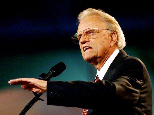 Billy Graham Nashville Crusade