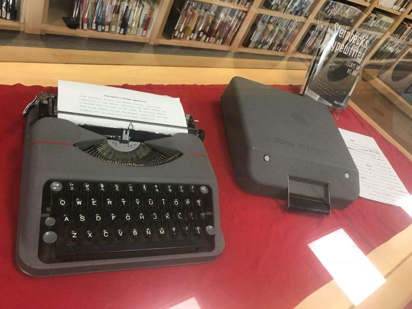 John Steinbeck's Typewriter