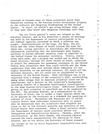 Operation Paperclip Declassified File Document Page 3