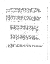 Operation Paperclip Declassified File Document Page 4