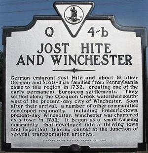 Old Opequon Cemetery – Hamilton Historical Records